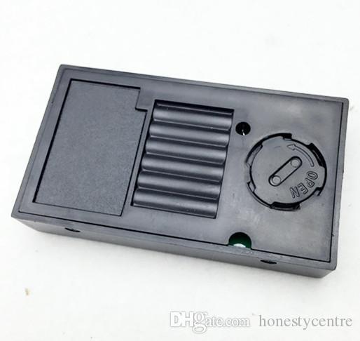 Alta qualidade mini display LCD Digital Indoor outdoor Termômetro Higrômetro Instrumento de Umidade medidor de Temperatura sensor de temperatura tester