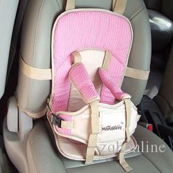 2018 Comfortable Children Car Seat With 5 Point Harness Safety Belt Popular Portable Baby For 6 Month Years Old From Zqhonline