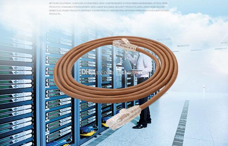 Cavo di rete 2M Cavo di prolunga di rete RJ45 Cavo LAN Ethernet Cavo Cat 5e Maschio a Femmina