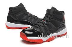 wholesale cheap 11 black red hot sale online mens basketball shoes boy XI 11s sneakers trainers good quality
