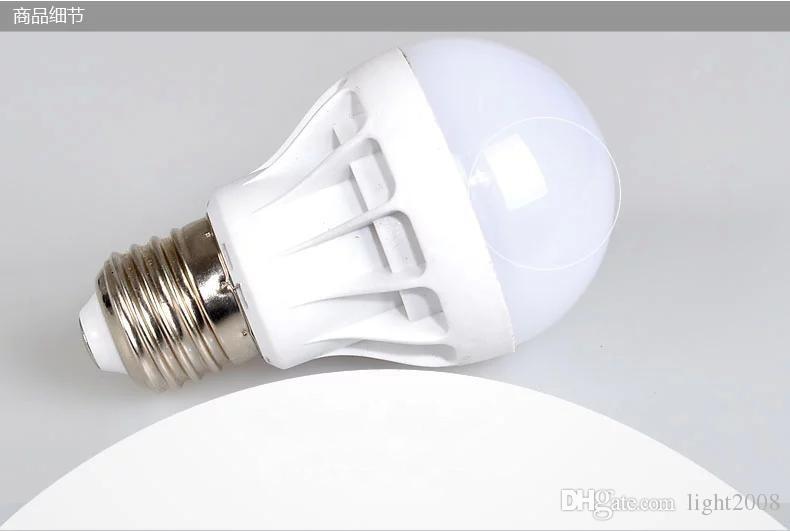 Alta qualità di trasporto 3W 5W 7W 9W 12W lampadine LED a risparmio energetico della luce E27, B22, E14, luce del globo base della lampadina poco costoso all'ingrosso Illuminazione della lampada 22
