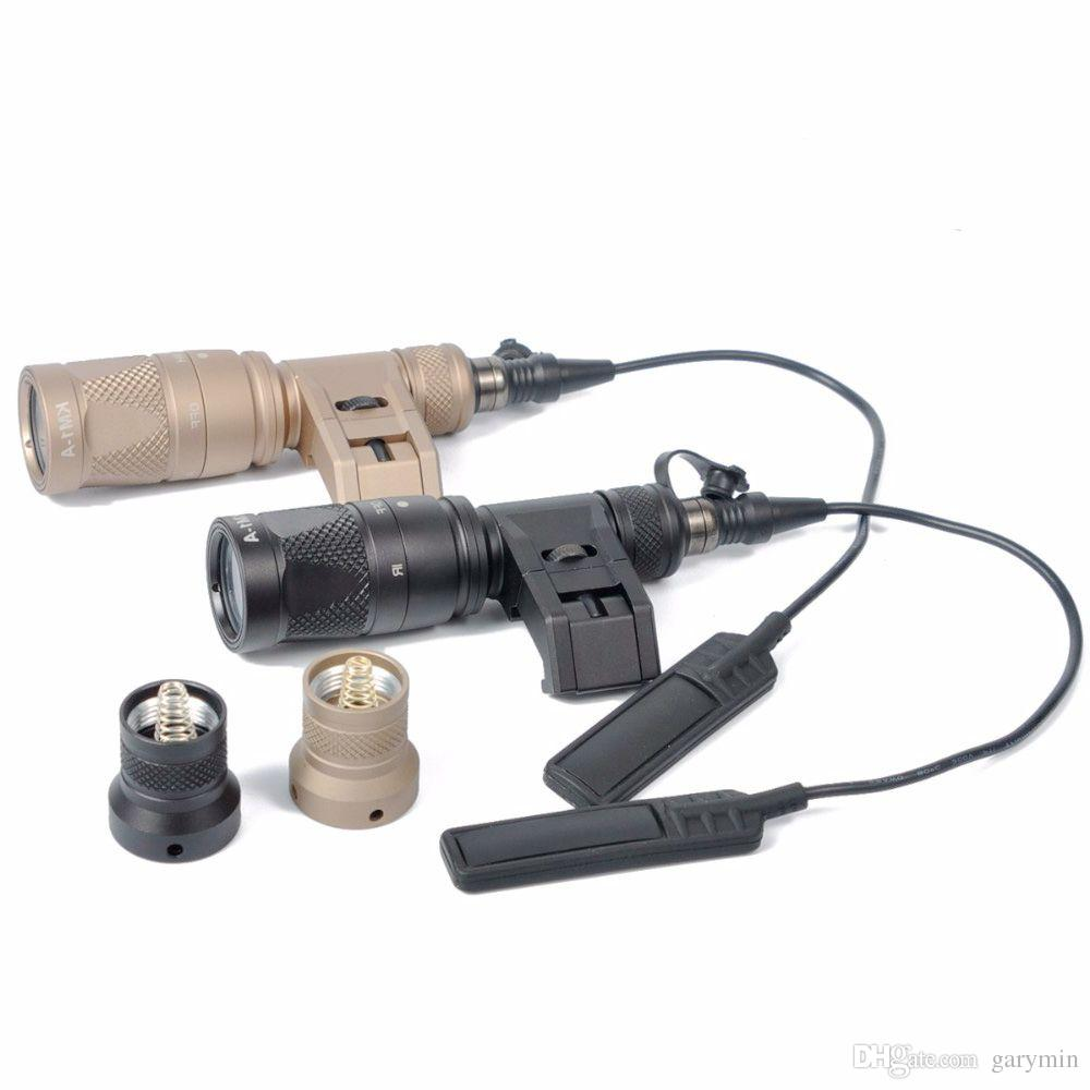 IFM CAM M300V Flashlight Spotlight Lanterna Flashlight Luce costante / Strobo / Uscita momentanea