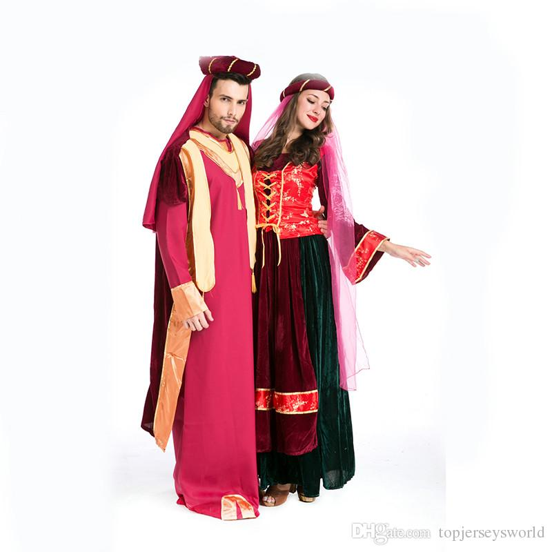 New Arab Couples Cosplay Costume Halloween Costumes For Men Party Carnival Costume Sexy Halloween Costumes For Women Teen Halloween Costumes Cat Halloween ...  sc 1 st  DHgate.com & New Arab Couples Cosplay Costume Halloween Costumes For Men Party ...