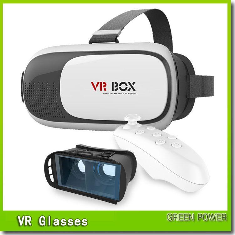 Stereoskopische 3d Brille Universal Google Karton Vr Box 2 Virtual ...