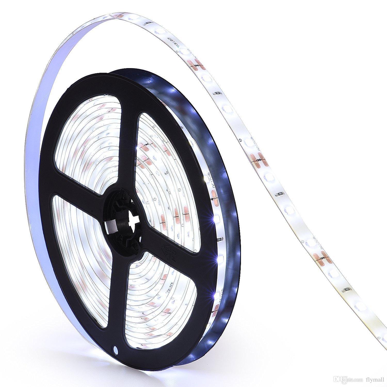 SMD 2835 RGB LED Light Strip 300 LEDs / 5M Anno nuovo String Light Ribbon Più brillante di 3528 3014 Prezzo inferiore 5050 5630 Strip Strip Lights