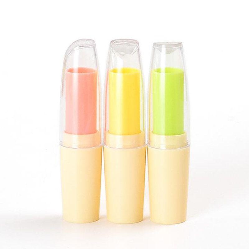 Tubo de lápiz labial Bálsamo labial Contenedores vacíos Envases cosméticos Envase de loción Pegamento Stick Botella de viaje transparente F20172462