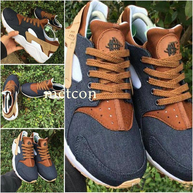 f12cb12ef71 2017 Huarache ID Custom Breathe Running Shoes For Men Women