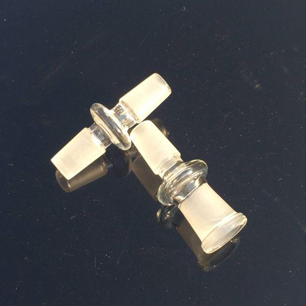 14mm 18mm Glasadapter männlich zu weiblichen Glasadapter Umrichter Fit Öl Rigs Glasbongs und Quarz Banger Nageladapter Hookahs