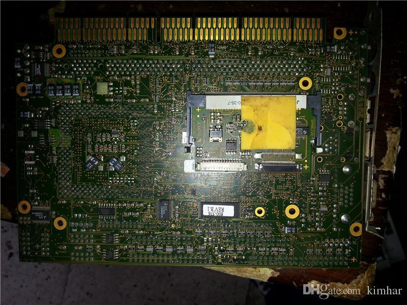Für deutsche Industrie-Motherboards JUMPTEC 800-576 REV: B1 07023-0000-35-ISA KONTRON Gut getestet Refurbished 100% funktioniert
