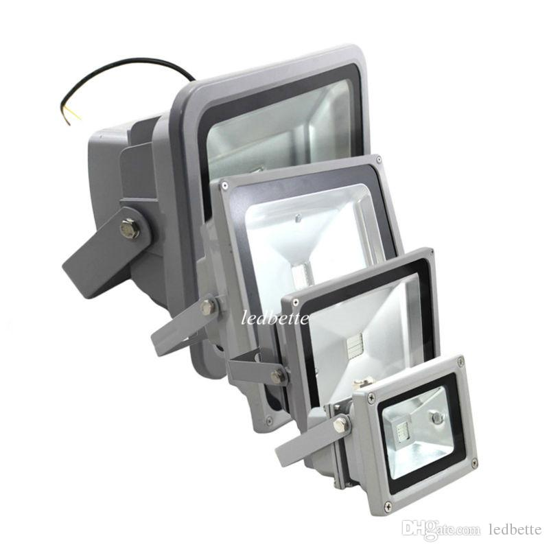Rgb Led Flood Light 10w 30w 50w 100w Led Exterior Spotlight Ip65 Led ...