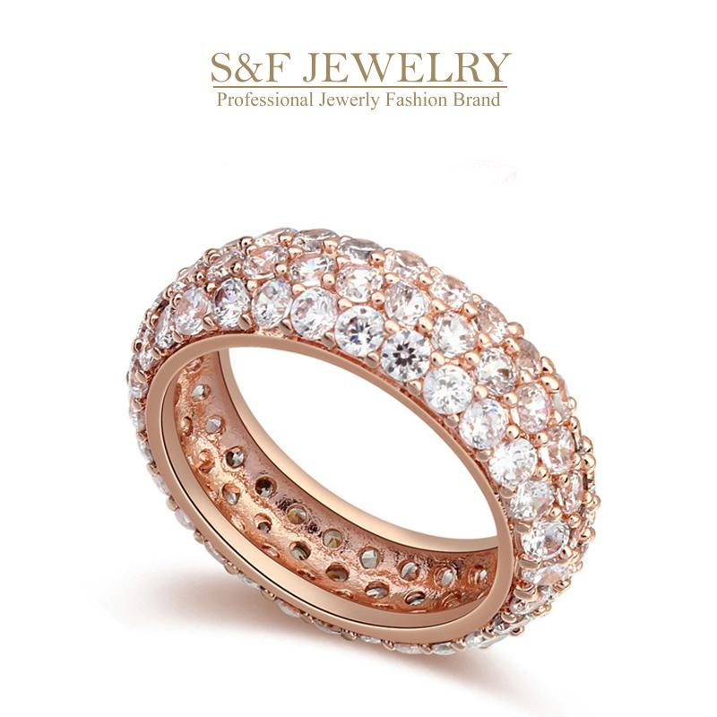 Crystal From Swarovski Fashion Vintage Engagement Rings For Women Cheap Jewelry Wedding Bands And Men 17418 Online With 4172 Piece On