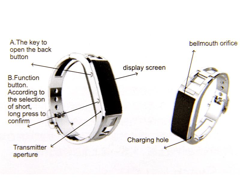 Bluetooth SmartWatch D8 Health Bracelet Wristband Fuel Band for iPhone Samsung Android Phones D8 for lady women smart watch DHL