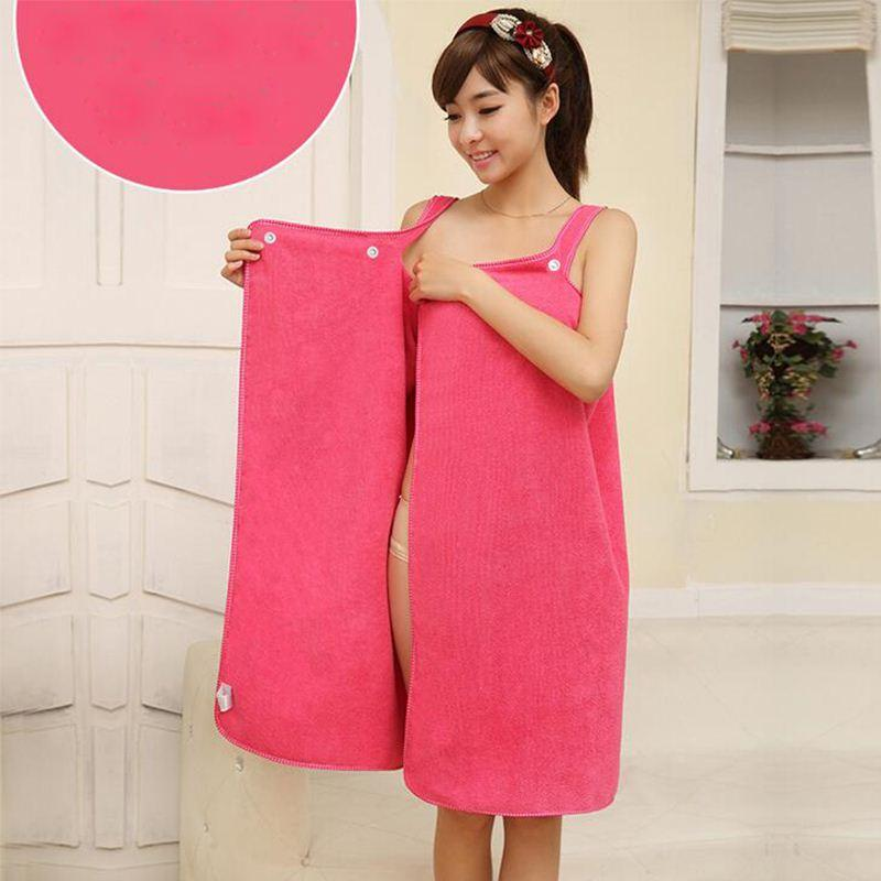 women sexy bath towel wearable beach towel soft beach wrap skirt super absorbent bath gown many. Black Bedroom Furniture Sets. Home Design Ideas