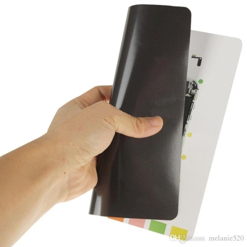 Tapis de travail professionnel à vis magnétique pour écran LCD, outils d'ouverture de réparation, tablette de travail pour iPhone 4 4s 5 5s 5c 6 6plus 6S 6Splus
