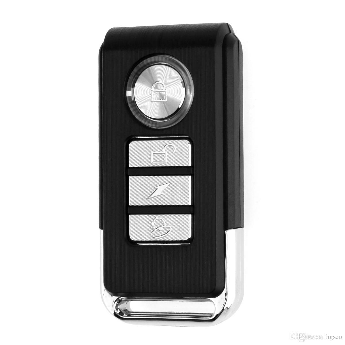 Home Security Tür Fenster Sirene Magnetic Sensor Alarm Warnsystem Wireless Fernbedienung Tür Detektor Alarmanlage SAM_402