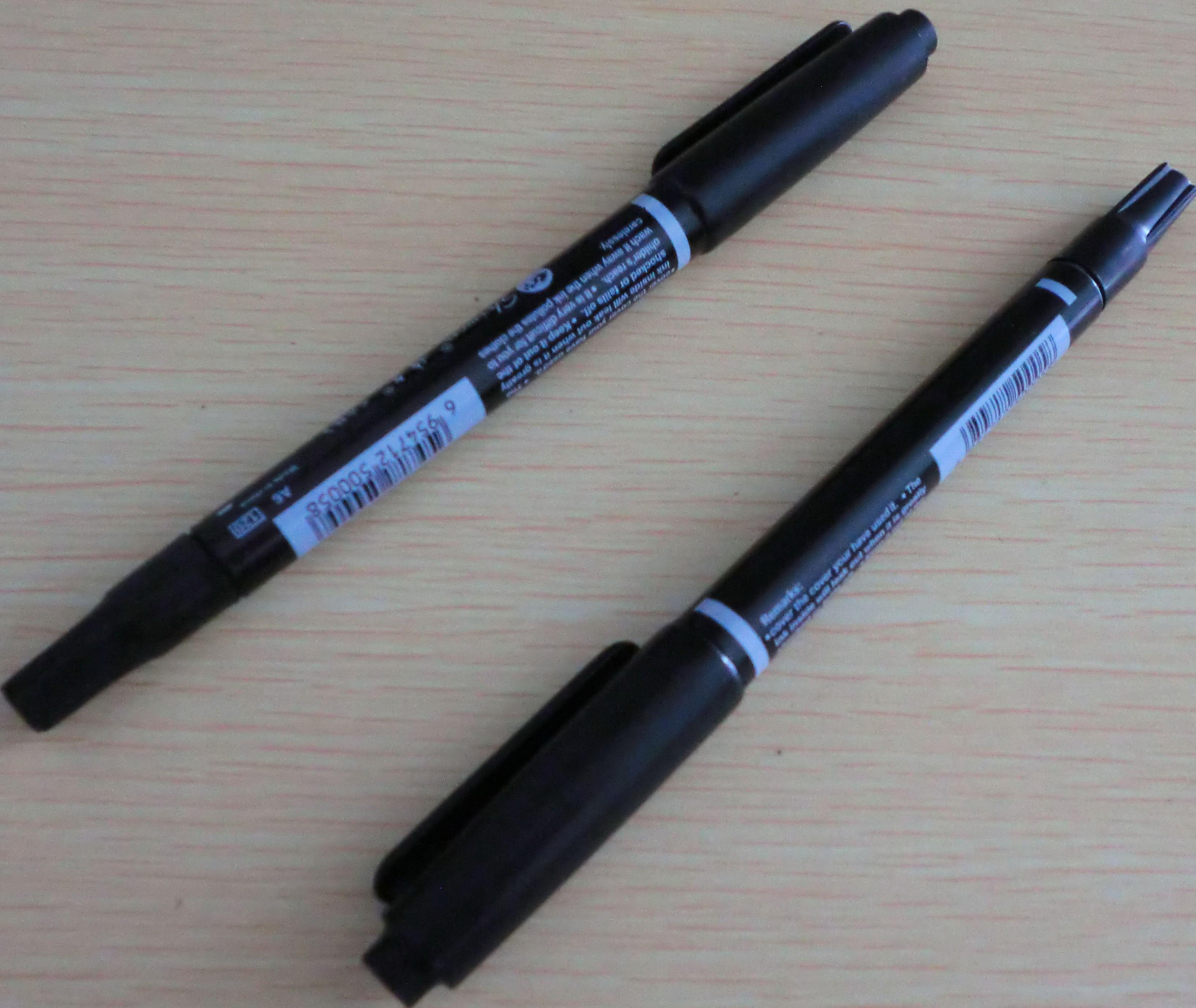 Acheter Marqueur De Peau Double Tatouage Noir Piercing Marquant Stylo Scribe De 4,35 € Du ...