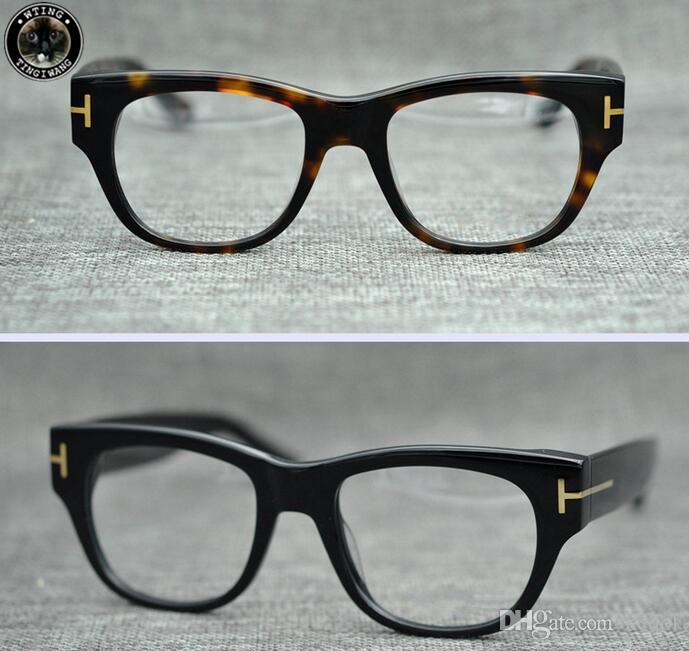 14373f8a2a 2019 TF5040 2018 Original New TF Fashion Men Women Retro Myopia Glasses  Unisex Full Frame Fine Glasses Original Box Brand Eyeglasses Tom From  Kedol