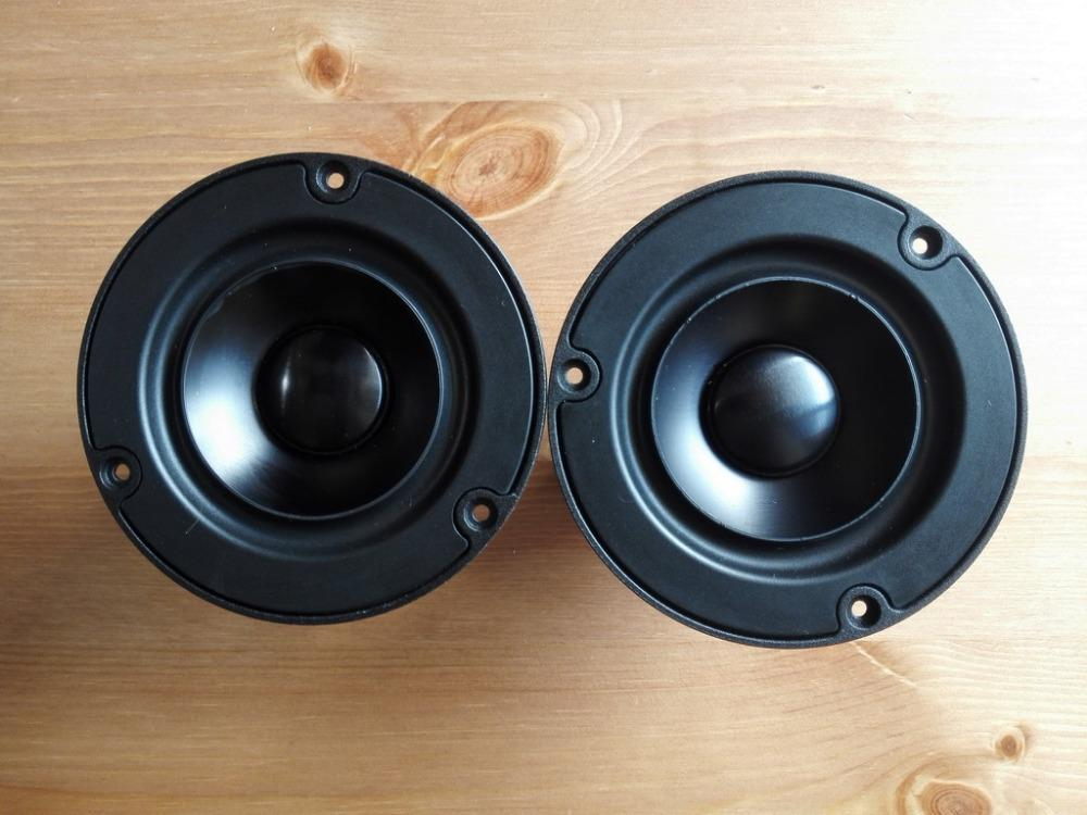Wholesale- pair( 2 pcs) davidlouis audio VIFA 3inch NE95-04 fullranger  woofer speaker free ship desk audio