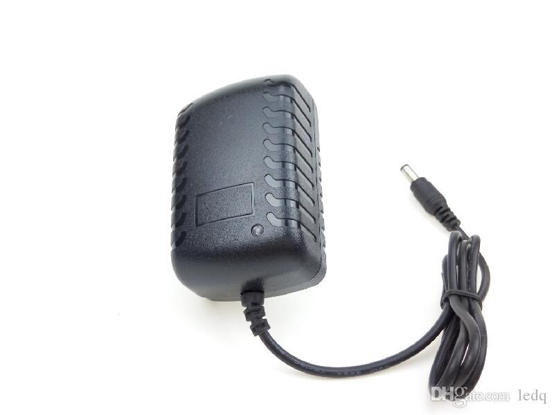 12V 2A Netzteiladapter für SMD5050 SMD3528 LED-Streifen-Lichtschalter EU US UK AU Standardkabel Stecker-Ladegerät Transformatoren Freies Verschiffen