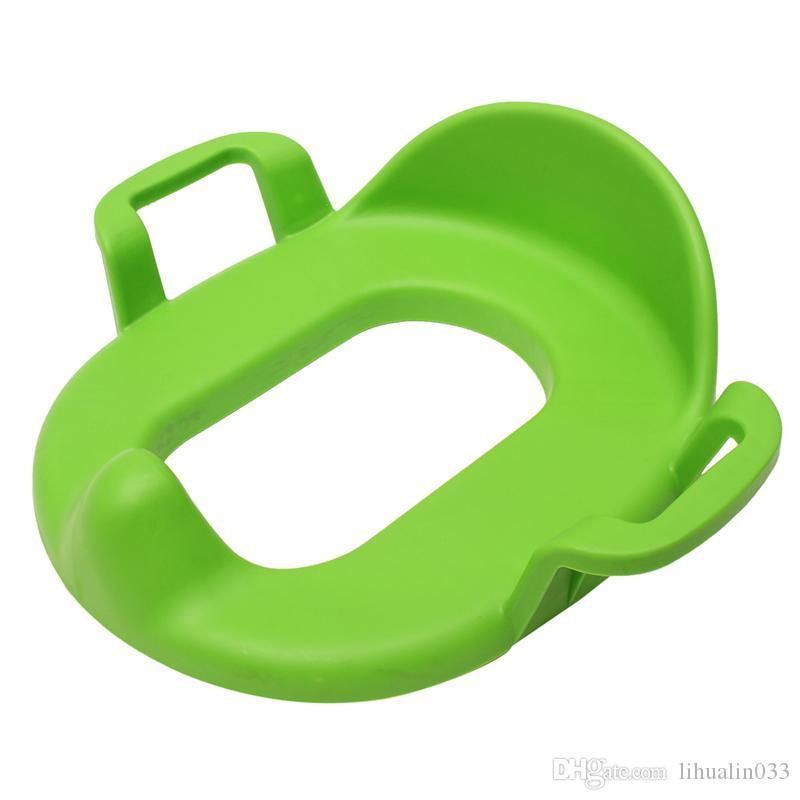 PP Мягкие регулируемые легкие чистые детские дети малыша обучение писсуар уход за ребенком Potties Pedestal Pad кольцо