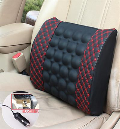 Car Seat Lumbar Support 12v Car Vehicle Electrical Massage