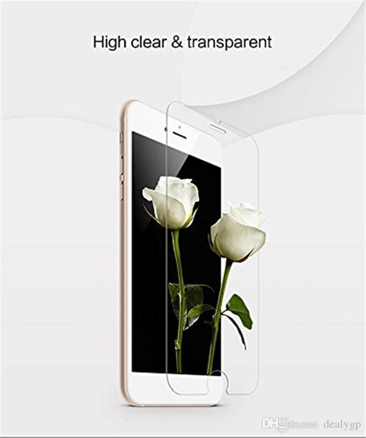 0.33mm Premium en verre trempé Prix S7 Edge Protecteur d'écran pour Samsung Galaxy j1 j2 j5 pour iphone 6s