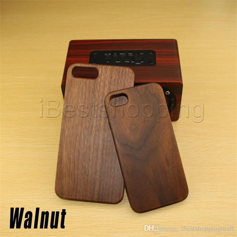 진짜 나무와 TPU 가장자리 전화 쉘 케이스 아이폰 11 프로 맥스 XS X XR X가 최대 8 6 7 플러스 삼성 S10 S0e S20 S20 울트라 플러스 리얼 우드 커버
