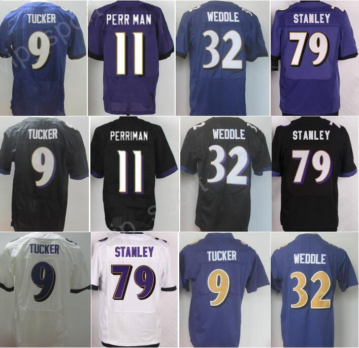 7891186fe ... cheap baltimore ravens nike mens nfl jersey 32 eric weddle game white  2017 top quality 9