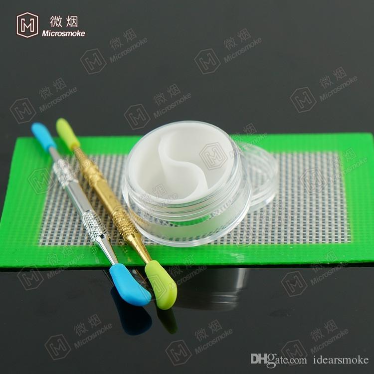 11 * 8.5 cm силиконовые коврики для выпечки изготовленный на заказ Антипригарный силиконовый коврик с силиконовой подушкой для резки стекловолокна 100шт оптом-F023