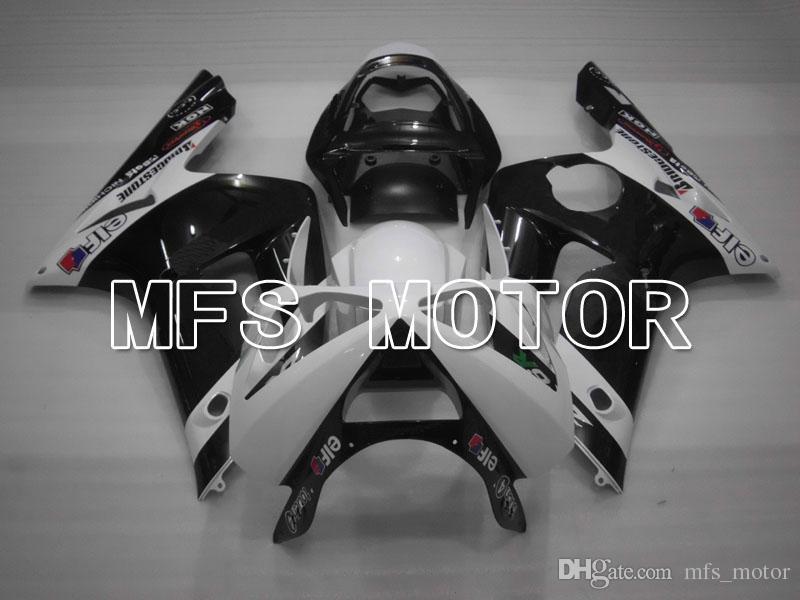 Heißer Verkauf Motorrad Fit Für 2003 2004 Kawasaki Ninja ZX-6R 03 04 ABS Kunststoff Spritzguss Neue Verkleidung Karosserie Kit