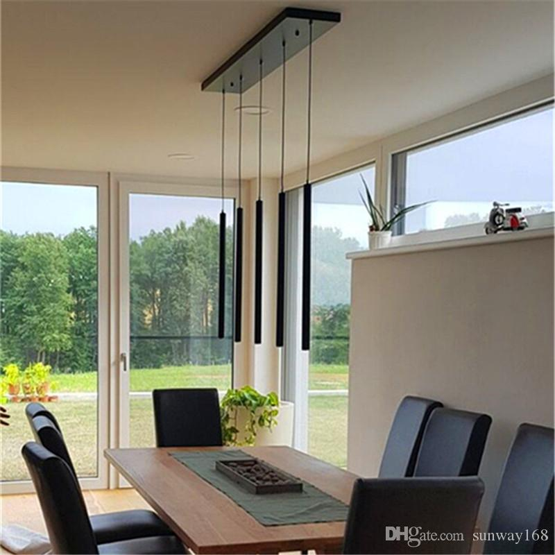 Pendant Lights Modern Kitchen Lamp Dining Room Bar Counter Shop Pipe - Hang down lights for kitchen