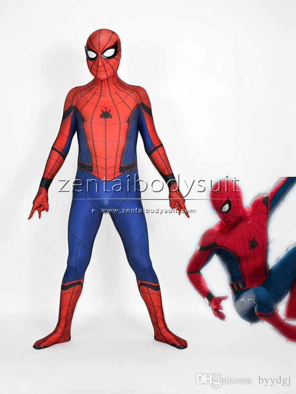 Spider Man Homecoming Costume Captain America Civil War Spiderman