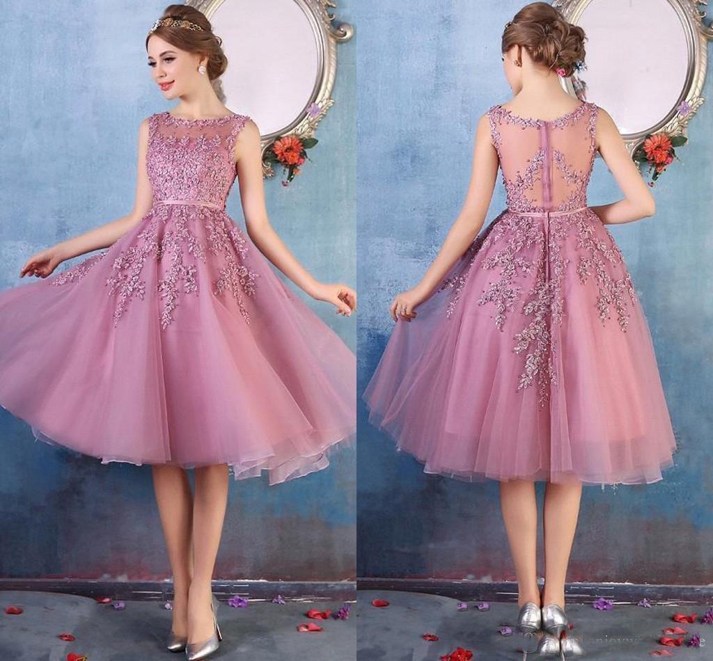 Lujoso In Stock Bridesmaid Dresses Adorno - Ideas de Vestido para La ...