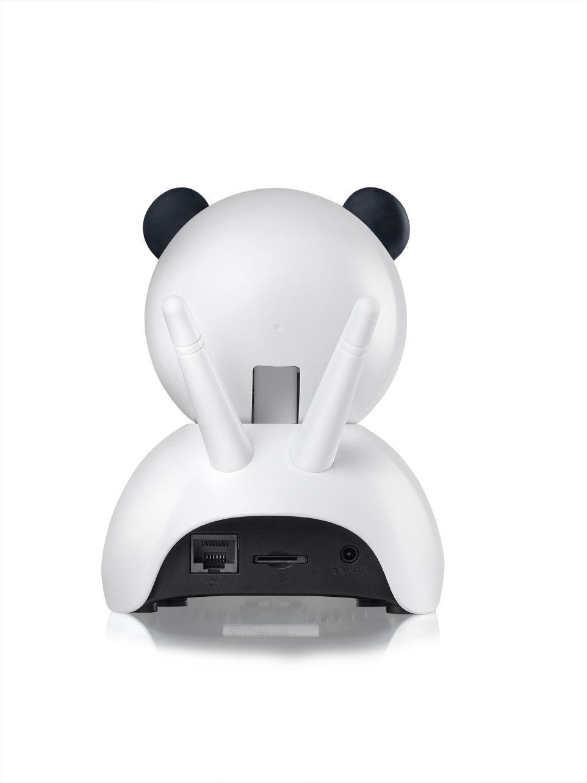 New Arrival Portable WIFI Smart HD Security Camera 720P Wireless IP Camera P2P IR Night Vision CCTV Panda Camera