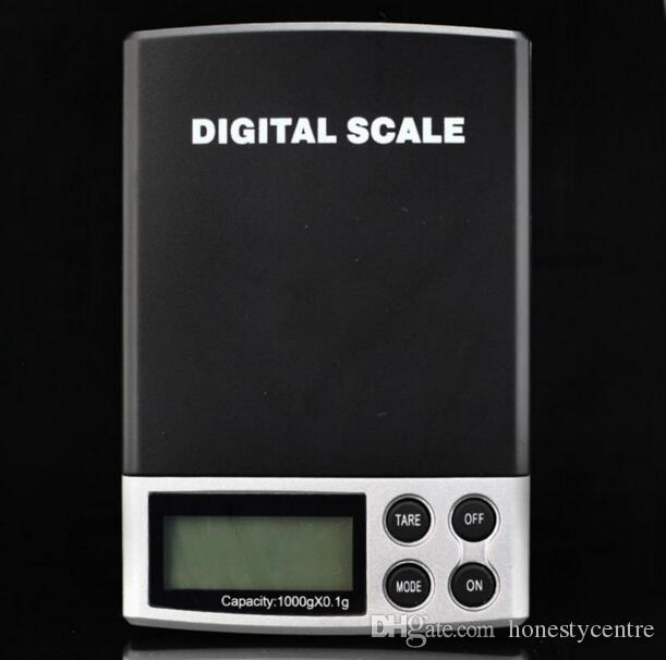 haute qualité 1kg 1000g 0.1g poche mini portable numérique diaplay bijoux ménage poids balance LED rétroéclairage