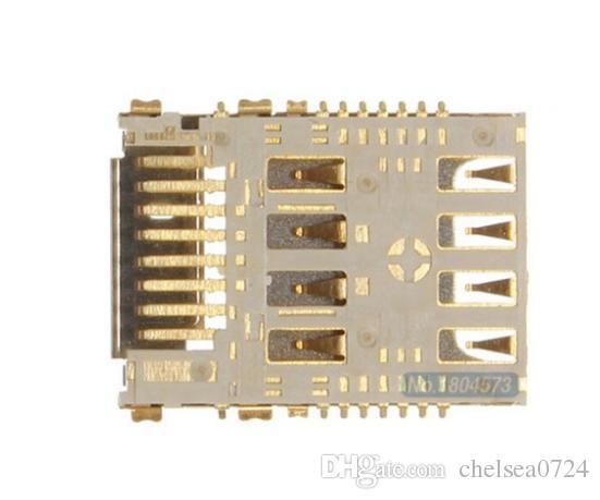 /Original Sim Slot For LG G3 D855 D850 D851 SIM Card Reader Holder Reader Slot Mobile Phone Replacement Parts