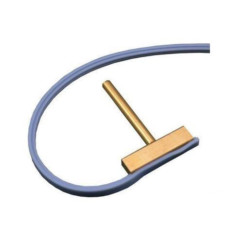 لحام الحديد T-رئيس تلميح لحام مع المطاط الأزرق قطاع الكابلات للسيارة LCD اصلاح الكابل الشريط شحن مجاني