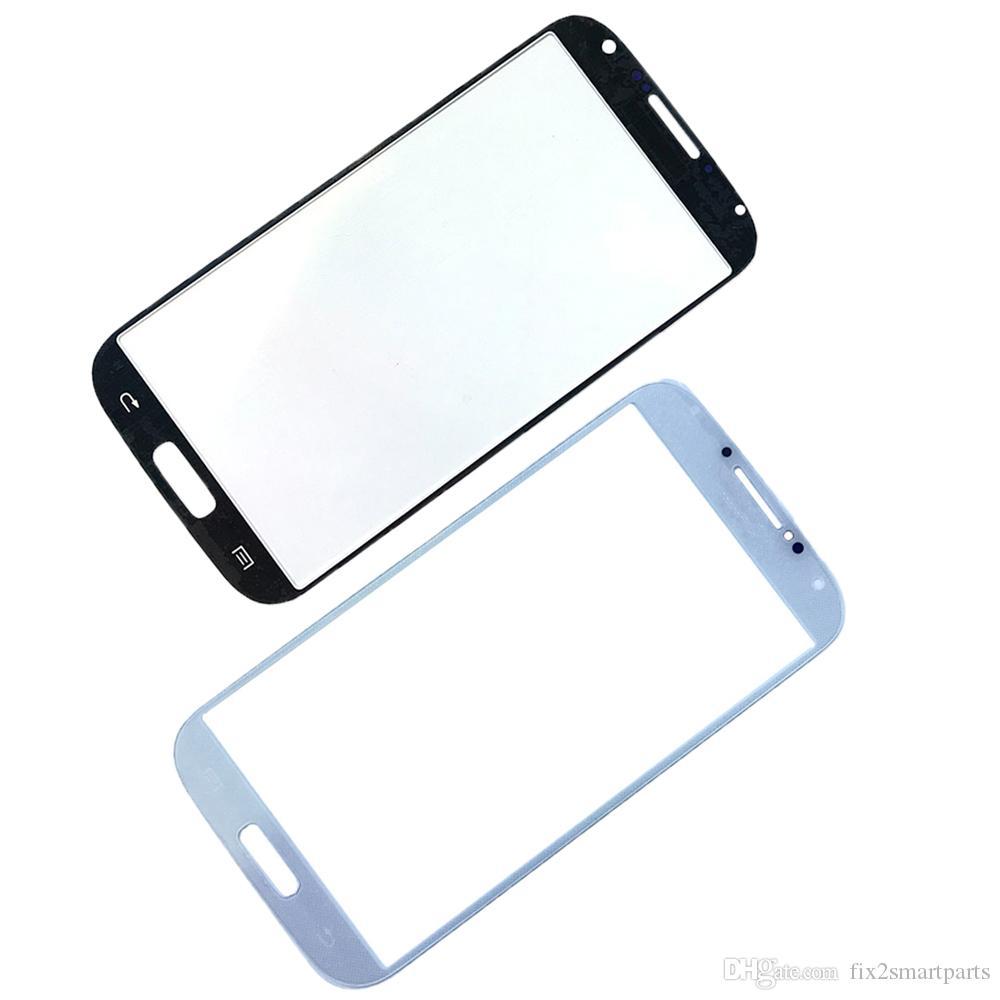 Frontal Repuesto Para Nuevo Accesorios Samsung De Accesorios Lámparas Pantalla Samsung S4 Galaxy De Celular Por Celulares I9500 Para Para Cristal 6yvYbfg7