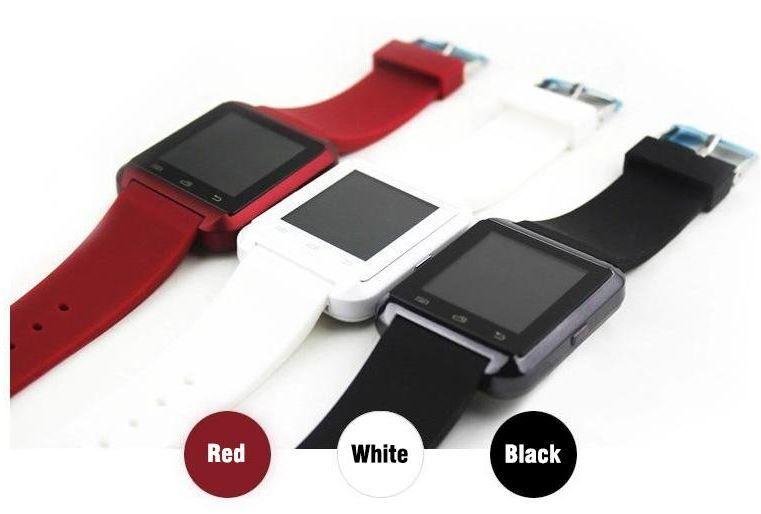 2016 U watch Smartwatch U8 Bluetooth Smart watch WristWatches For IOS iPhone Andriod Xiaomi pk dz09 gv18 m26 GT08 DZ09