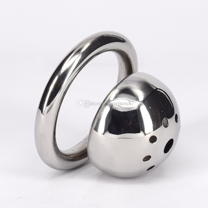 Metal Chastity Small Cock Cage Sex Toy For Man Stainless Steel SM Toys Adult Male Bondage Device Fetish Product