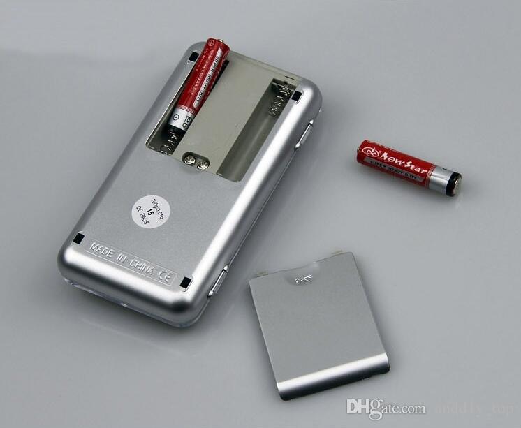Mini bilancia tascabile elettronica 200g 0,01g gioielli bilancia bilancia bilancia display LCD con confezione al dettaglio