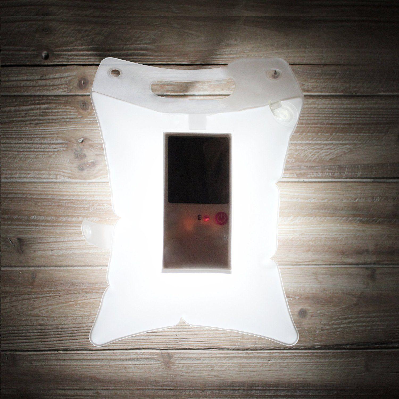 Солнечный свет надувные светодиодные лампы ночник складной водонепроницаемый IPX7 портативный кемпинг на открытом воздухе пешие прогулки плавание Оптовая