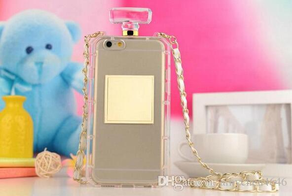 mobile phone cases perfume bottle case For galaxy s5 i9082 s4 i9500 ip 5S 6S