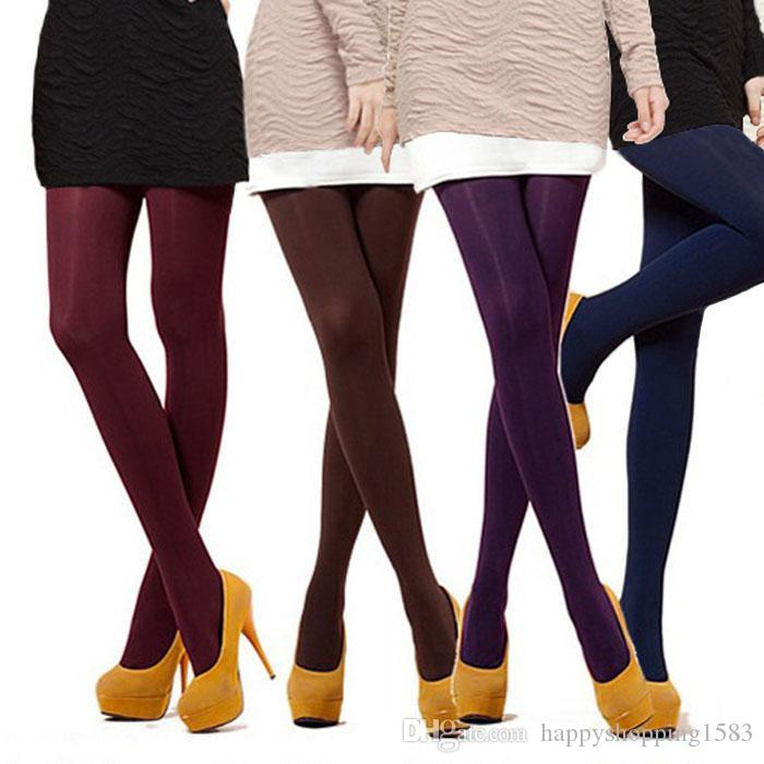 best new beauty opaque footed thick tights tights sexy panty