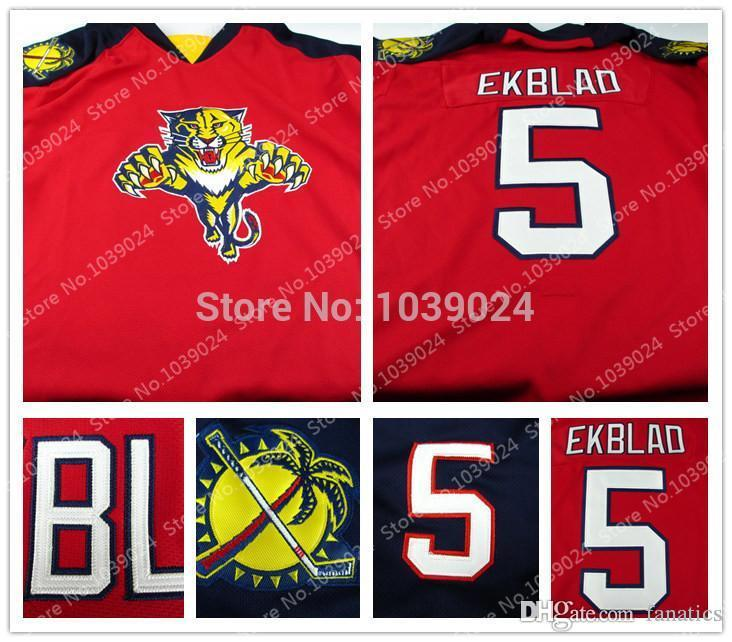 2019 2016 5 Aaron Ekblad Jersey Red Team Color New Arrival Jagr Florida  Panthers Ice Hockey Jersey Drop Ship From Fanatics ad86dceb9