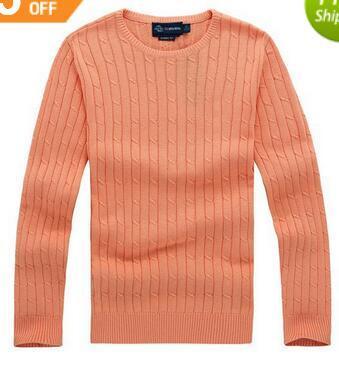 Бесплатная доставка 2018 новый высокое качество миля wile polo бренд мужской твист свитер вязать хлопок свитер джемпер пуловер свитер маленькая лошадь игра