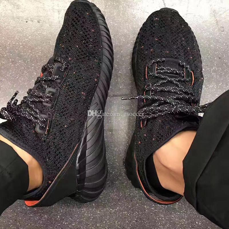 wholesale dealer 0b9d9 83fba Tubular doom Sock low Mens Running Shoes Cheap Discount Man Black White  Kanye West Sneakers Boots 40-46