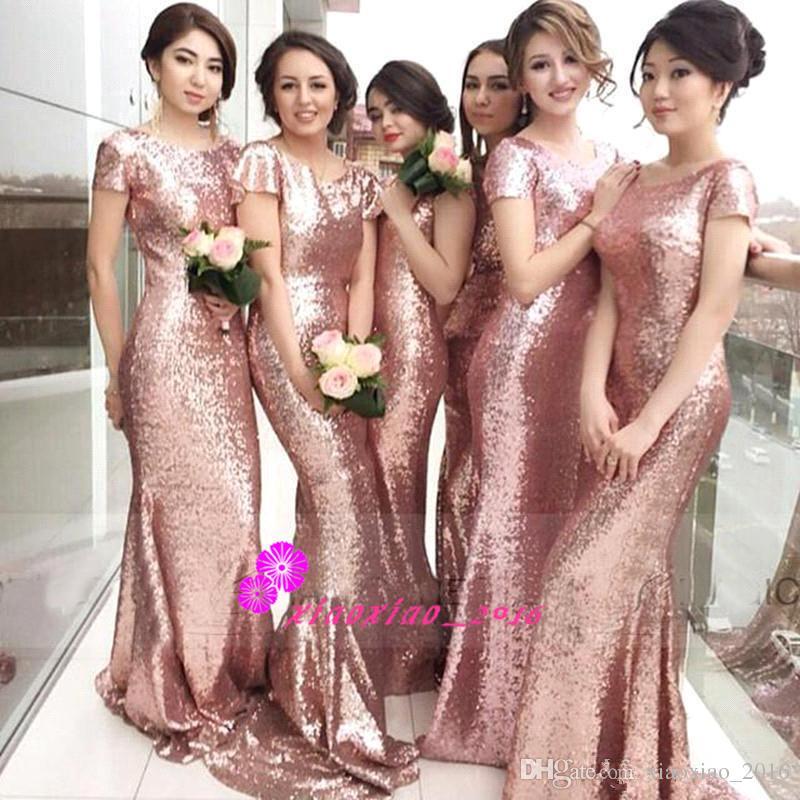Hermosa Dama De Honor Con Diferentes Tapas Fotos - Ideas de Vestido ...