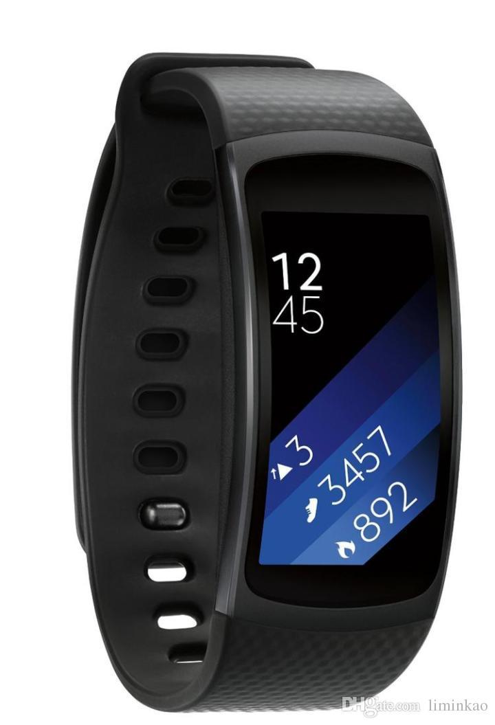 Силиконовый ремешок для Samsung Gear Fit2 группа мягкая замена смотреть Band пластиковый браслет для Samsung Gear Fit 2 R360 смарт-часы на складе