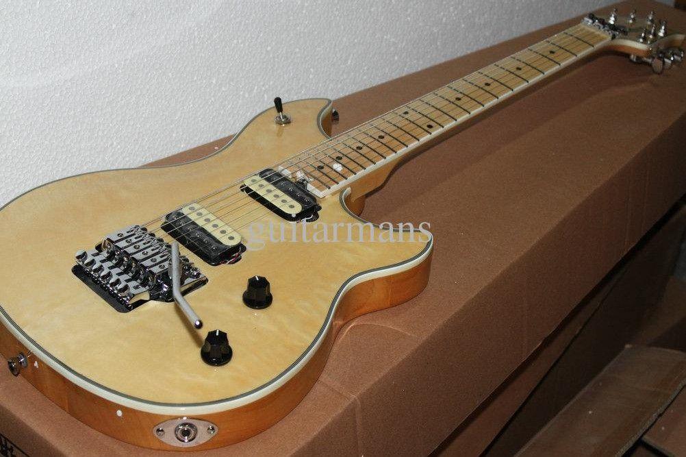Enchanting Electric Guitar Plans Evh Ernie Ball Plans Image ...